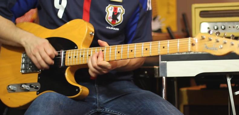 [滚水字幕组]《武士吉他手系列》(二):为节奏吉他增添情趣的7种方法